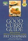 Good Curry Guide by Pat Chapman